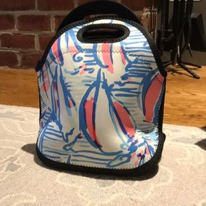 LillyPulitzer lunch tote NEW